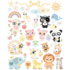 recycled_nursery_stickers_animals_decor