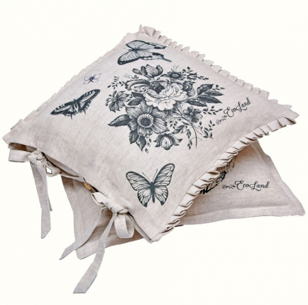 linen_decorative_pillow_bunny_flowers