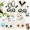 Organic_fairtrade_hat_socks_baby_owl_bear_panda_gift