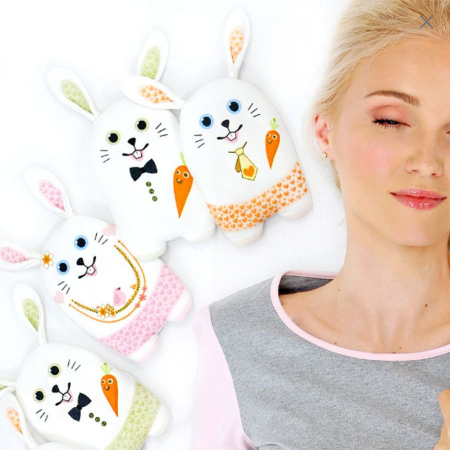 vegan_organic_fairtrade_handmade_bunny_rabbit_decor_baby_toy