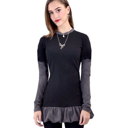 organic_fairtrade_vegan_bow_longsleeved_top_gray_black