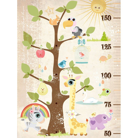 poster_measure_baby_child_growth_eco_toxicfree