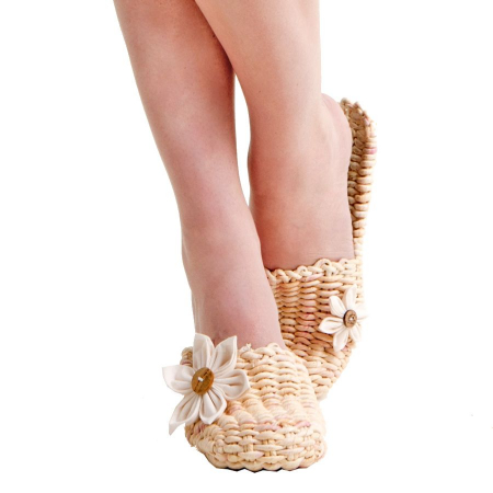 slippers_handmade_organic_corn_husk_healthy_Slovenia