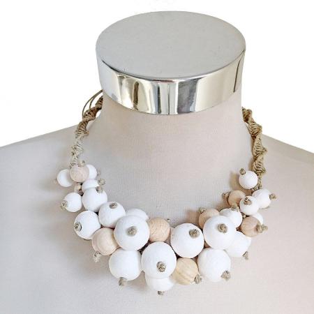 necklace_natural_healthy_hemp_cotton_wood_handmade_love