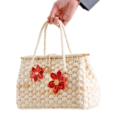 bag_handbag_woman_organic_corn_husk_flowers_woman_fairtrade_social