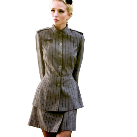 suit_blazer_skirt_organic_fairtarde_woman_army_modern