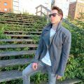 man_male_jacket_biker_organic_fairtrade_vegan_gray_hoodie