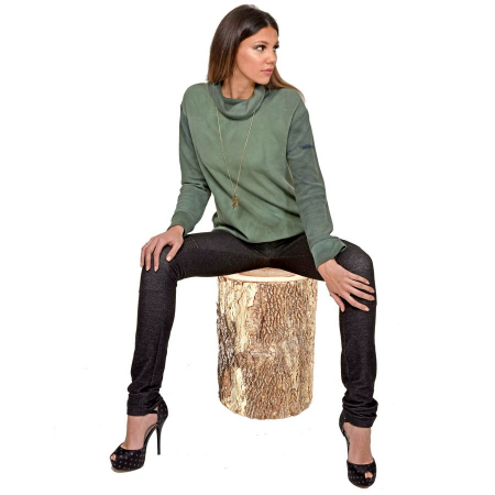 organic_fairtrade_hypoallergenic_natural_green_army_sweater_turtleneck_pullover