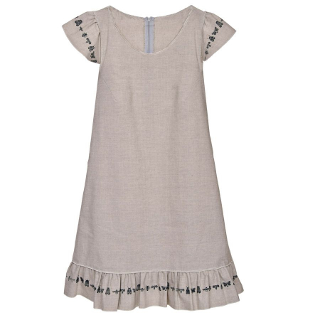 oragnic_faritrade_vegan_linen_dress_bug_cute