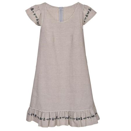 oragnic_faritrade_vegan_linen_dress_bug_cute