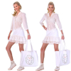Eco Bio Organic Slovene Bunny Bag Shopping