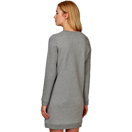 Organic Vegan Fair Trade Simple Sweater Tunic Dress