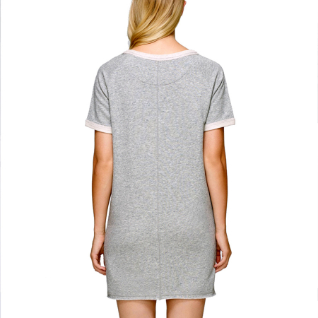 Organic Vegan Frutarian Tunic Dress