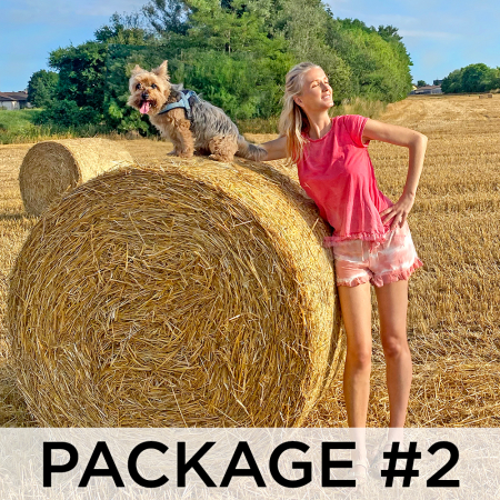 OrangeHealia Package 2