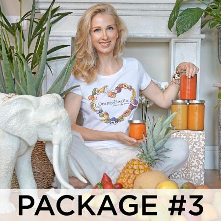 OrangeHealia Package 3